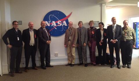 Vastalla at NASA AMES Research Center